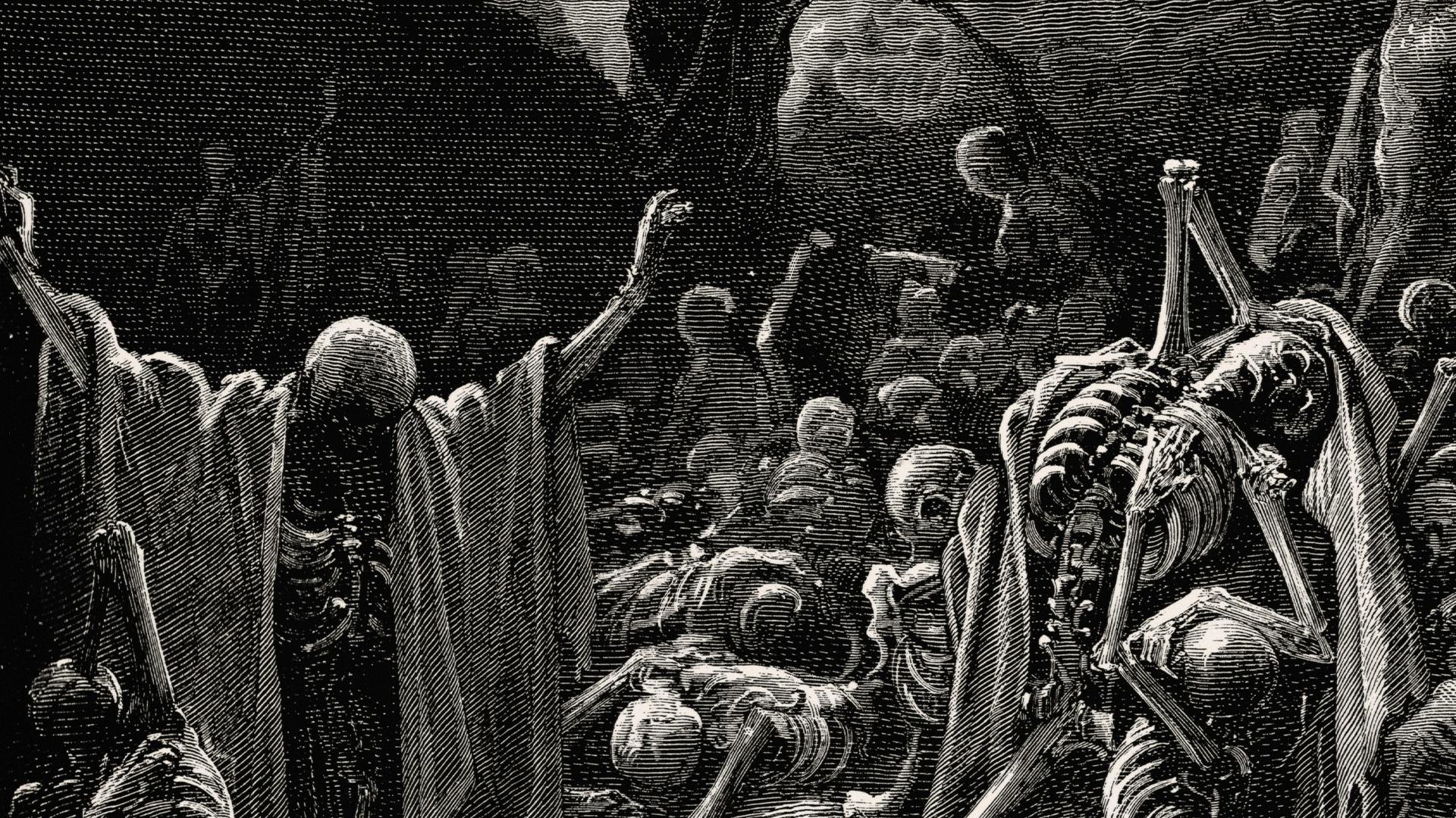 Dry Bones Featured Image
